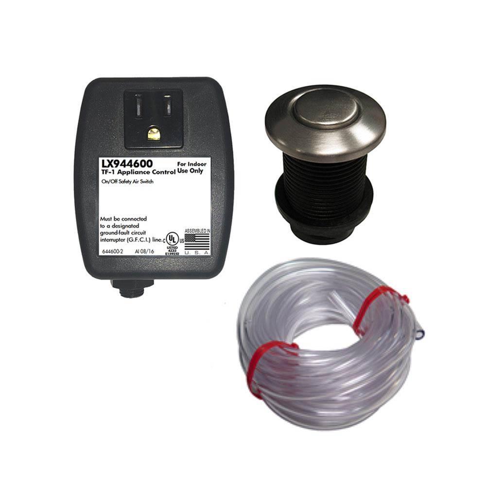 Luxart LX944600-BSS at Flatirons Kitchen & Bath Air Switches Kitchen ...